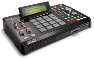 The Akai MPC 2500