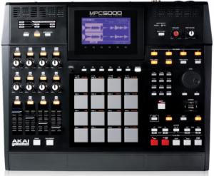 The Akai MPC 5000