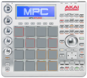 A more advanced, tech-based MPC by Akai