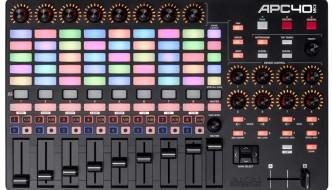Akai APC40 Mk2 Ableton MIDI Controller Review