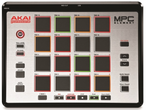 A better quality MIDI pad controller powered by USB
