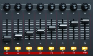 We love the custom features of the new USB MIDI controller and keyboard
