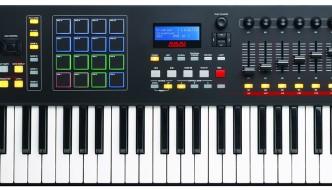 Akai MPK261 MIDI Keyboard Controller Review