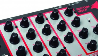 Akai Rhythm Wolf Drum Machine Review