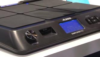 Alesis SamplePad Pro Percussion Pad Review