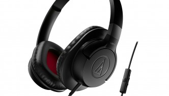 Audio-Technica ATH-AX1iS SonicFuel Headpones Review