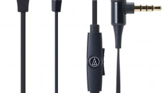 Audio-Technica ATH-CHX5IS SonicFuel Headphones Review