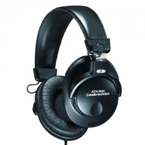 The ATH-M30 are only $40 and have some powerful features