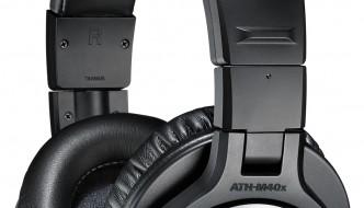 Audio-Technica ATH-M40x Headphones Review