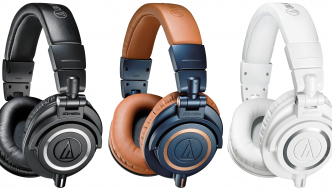 Audio-Technica ATH-M50x Headphones Review