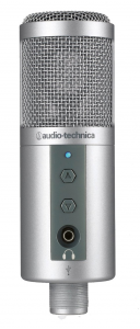 A studio quality microphone for gaming