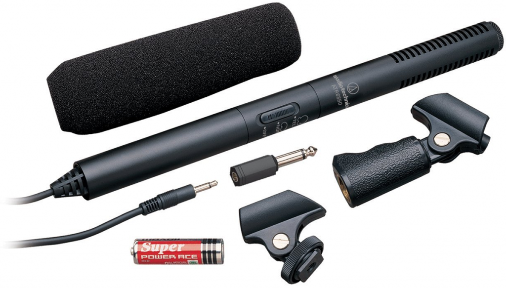 Our pick for best shotgun microphone