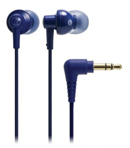A cheaper earbud by Audio-Technica