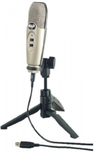 A nice budget-friendly mic with USB connection