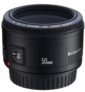 Our favorite lens for Canon DSLR's