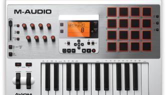 The Best 25 Key MIDI Keyboard Controller