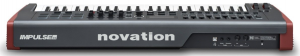 The back of the Novation Impulse 49