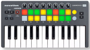 A competitor to the Mini in terms of best 25 key MIDI keyboard