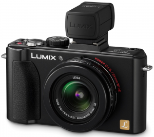 We like the LX5 for music videos.