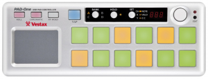 A great USB MIDI pad controller
