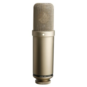 One of the best microphones for recording, period.