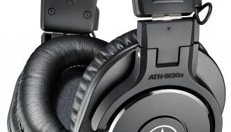 Audio-Technica ATH-M30x Headphones Review