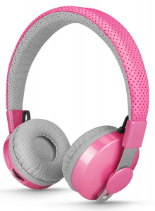 Kids bluetooth headphones wireless pink - bluetooth headphones pink rose