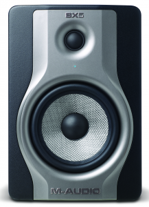 We review the BX5 Carbon monitor by M-Audio