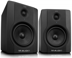 A step up in terms of monitor speakers for under $500