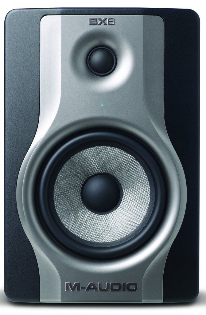 An extremely powerful monitor speaker