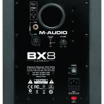 M-Audio BX8 Carbon Studio Monitor Review