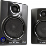 M-Audio Studiophile AV 40 Monitor Speakers Review