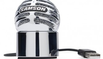 Samson Meteorite USB Condenser Microphone Review