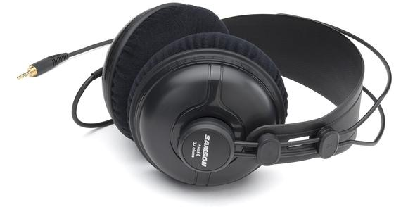Our review of Samson's studio headphones
