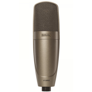 One of the best Shure recording microphones