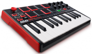 A very solid compact MIDI keyboard