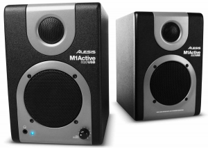 A solid pair of studio monitor speakers for your computer