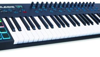 Alesis VI61 MIDI Keyboard Controller Review