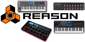 What is the best MIDI keyboard or controller for Reason?