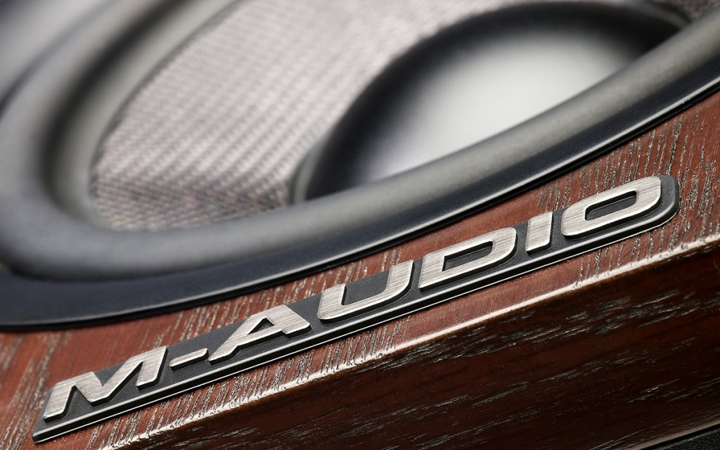 Our review of the M3-8 studio monitor