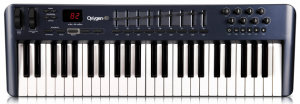 The simple yet effective 49 key MIDI keyboard