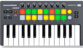 Novation Launchkey Mini MIDI Keyboard Review