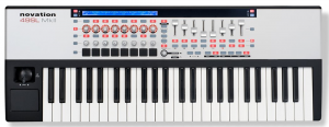 A beast of a 49 key MIDI keyboard controller