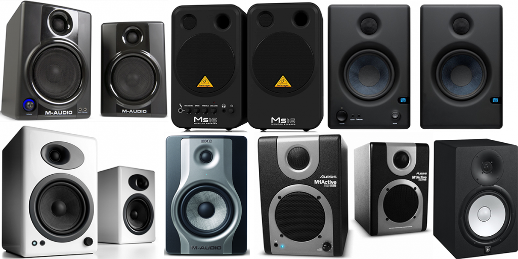 Terrific The Top 10 Best Studio Monitor Speakers Ever The Wire Realm Largest Home Design Picture Inspirations Pitcheantrous