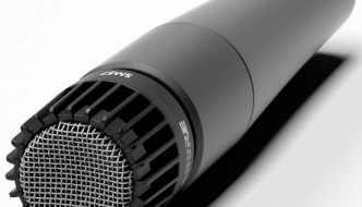 Shure SM57 Dynamic Microphone Review