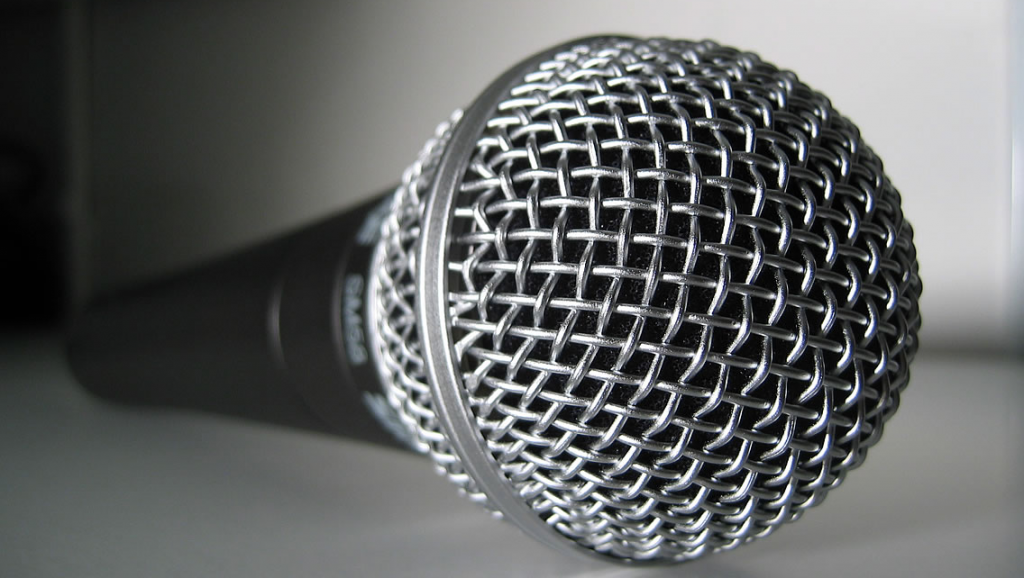 We review the Shure SM58 dynamic microphone