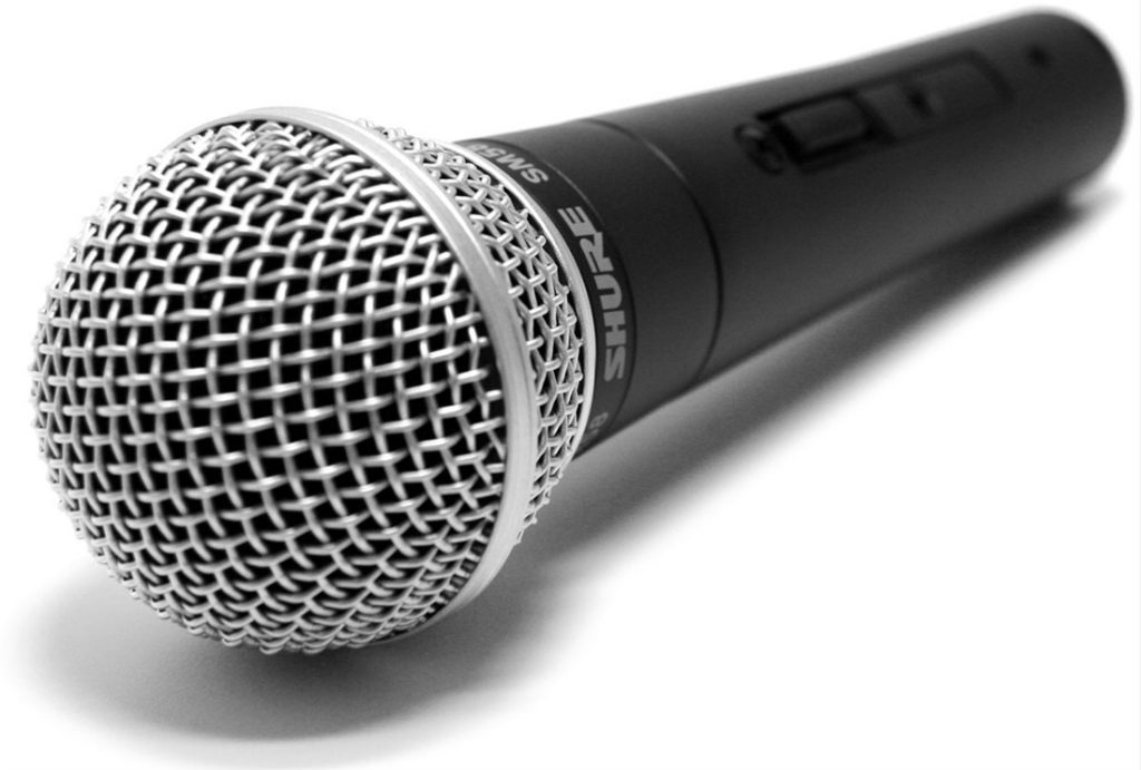 The best microphone for live performances on stage