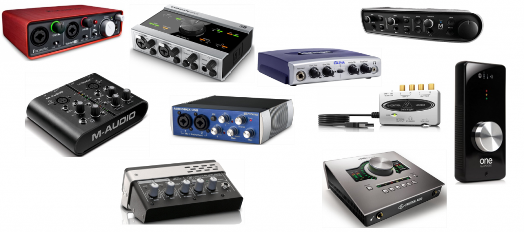 Astounding The Top 10 Best Audio Interfaces For Your Recording Needs The Largest Home Design Picture Inspirations Pitcheantrous
