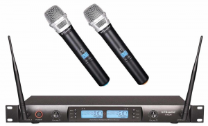 A cheaper one, but great wireless microphone