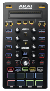 The AFX is perfect if you're looking for a Serato controller